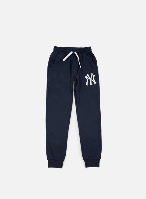 Sweatpants Majestic Garten Cuffed Hem Jogger NY Yankees