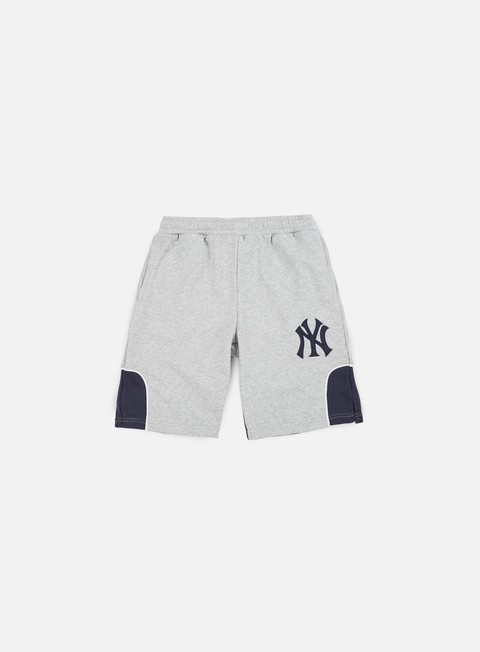 Outlet e Saldi Pantaloncini Corti Majestic Otabe Fleece Short NY Yankees