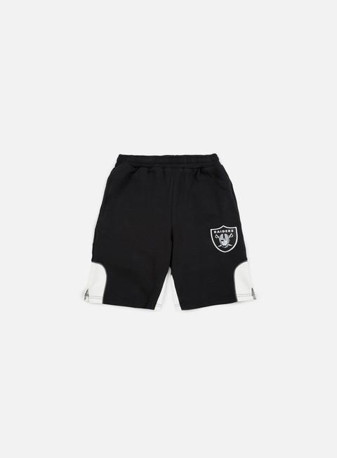 Pantaloncini Majestic Otabe Fleece Short Oakland Raiders