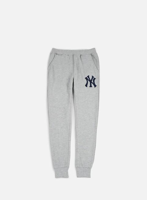 Sweatpants Majestic Platt Loopback Jogger Pant NY Yankees