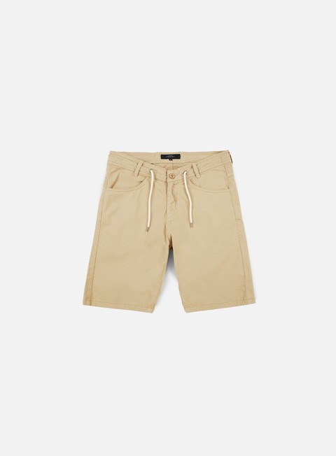 pantaloni makia nautical shorts khaki