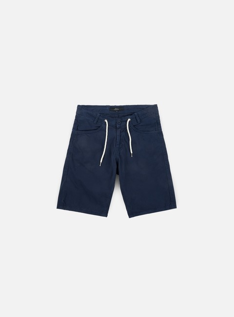 pantaloni makia nautical shorts navy