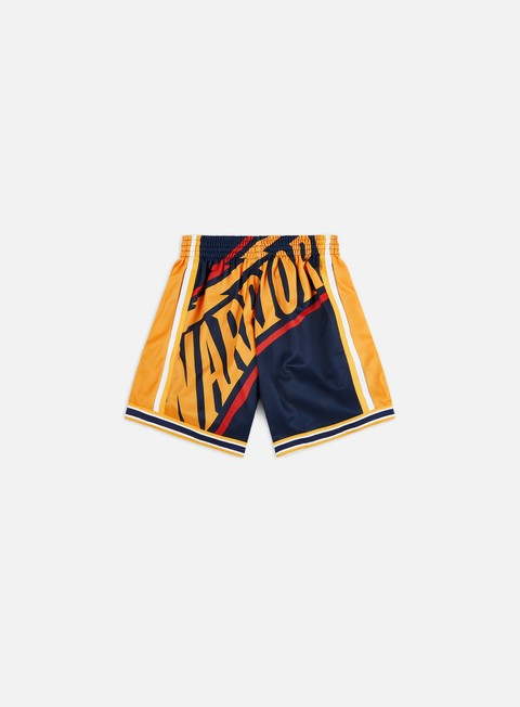 Shorts Mitchell & Ness Big Face Shorts Golden State Warriors