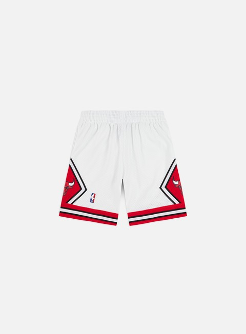 Pantaloncini Mitchell & Ness Swingman Shorts Chicago Bulls