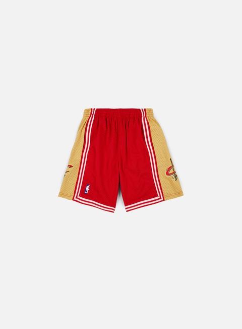 Pantaloncini Mitchell & Ness Swingman Shorts Cleveland Cavaliers