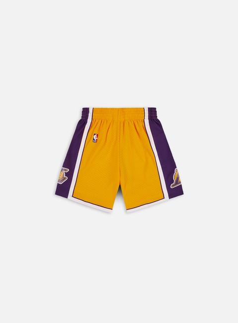 Pantaloncini Mitchell & Ness Swingman Shorts LA Lakers