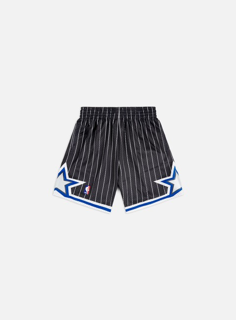 pantaloni mitchell e ness swingman shorts orlando magic black