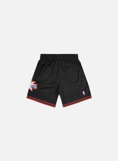 Mitchell & Ness Swingman Shorts Philadelphia 76ers