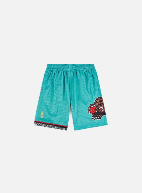 Shorts Mitchell & Ness Swingman Shorts Vancouver Grizzlies