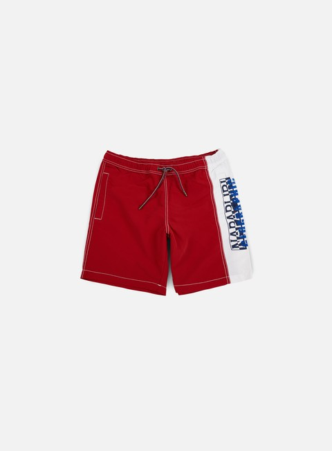 pantaloni napapijri horus swim trunk old red