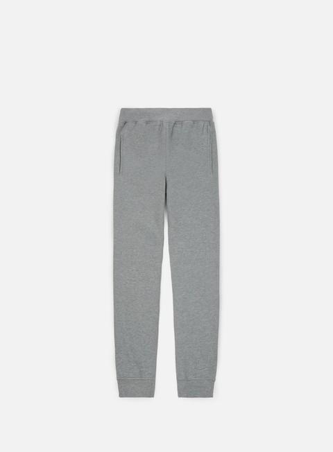 pantaloni napapijri macau pant medium grey melange