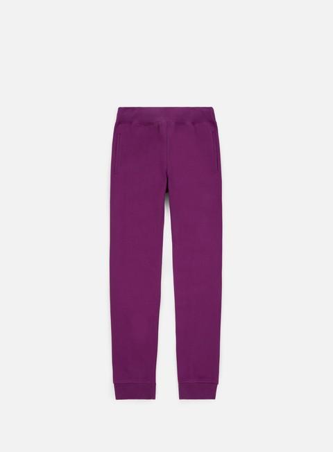 pantaloni napapijri macau pant mid purple