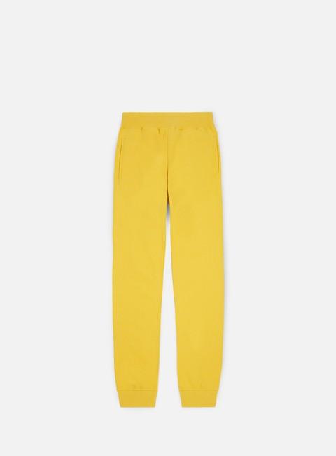 pantaloni napapijri macau pant spark yellow