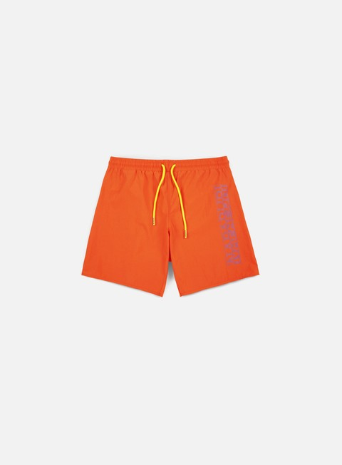 pantaloni napapijri varco swim trunk orange
