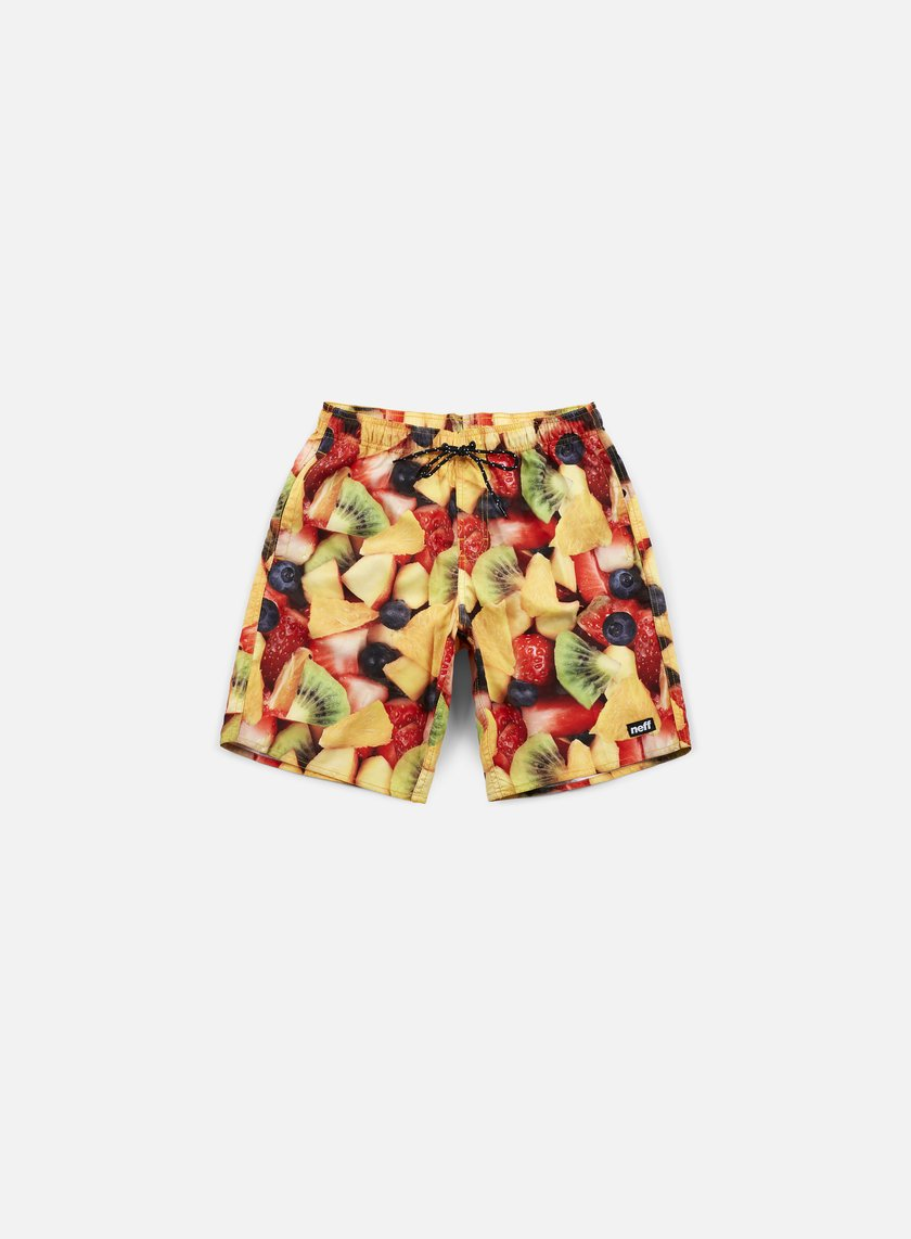 Neff - Fruit Salad Hot Tub Short, Multi