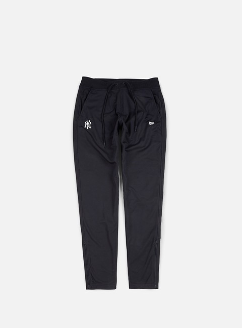 pantaloni new era border edge track pant ny yankees navy