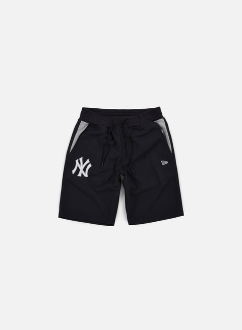 pantaloni new era diamond era short ny yankees navy
