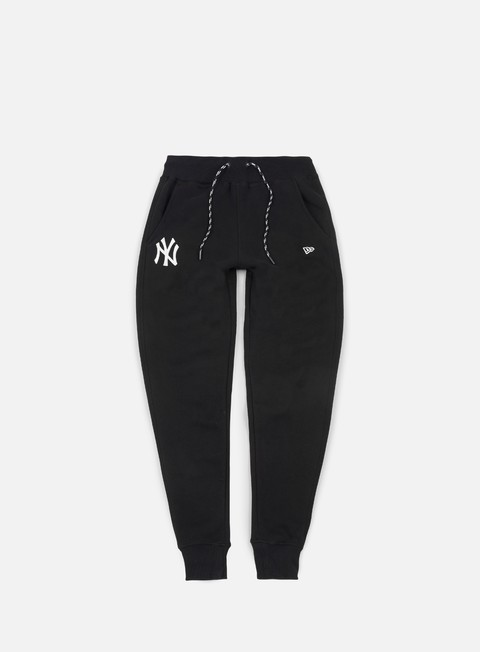 pantaloni new era east coast jogger pant ny yankees black