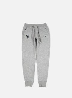 New Era - FT Pant NY Yankees, Light Grey Heather 1