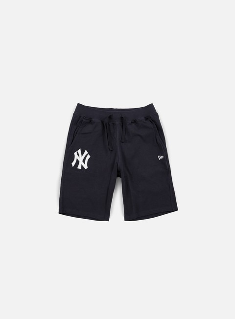 pantaloni new era mlb jersey short ny yankees navy