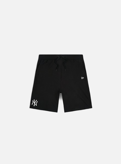 New Era MLB Logo Jersey Shorts NY Yankees
