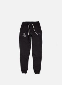 New Era - MLB Track Pant Chicago White Socx, Black 1
