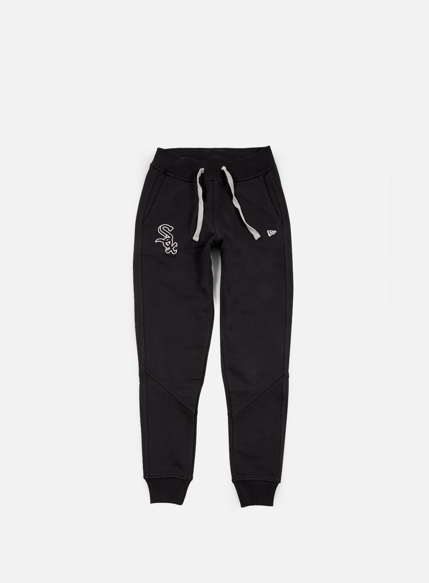 New Era - MLB Track Pant Chicago White Socx, Black