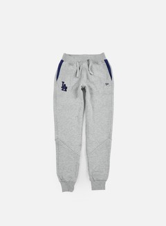 New Era - MLB Track Pant LA Dodgers, Heather Grey 1