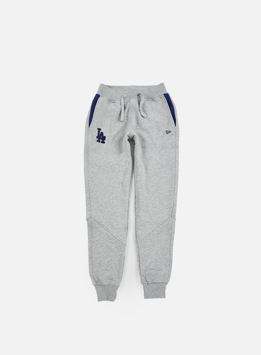 New Era - MLB Track Pant LA Dodgers, Heather Grey