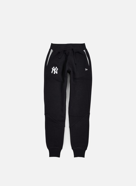 pantaloni new era mlb track pant ny yankees navy