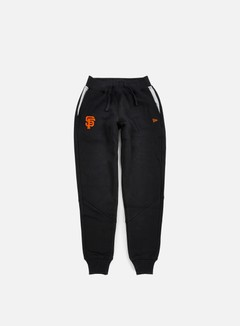 New Era - MLB Track Pant San Francisco Giants, Black 1