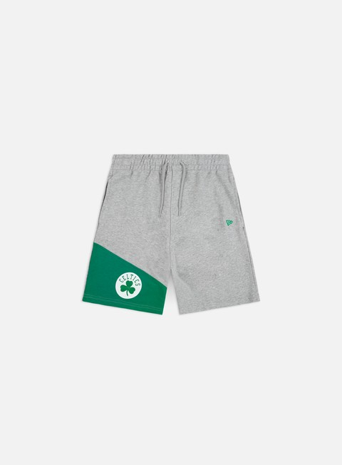 Outlet e Saldi Pantaloncini Corti New Era NBA Colour Block Shorts Boston Celtics