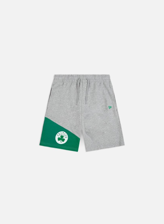 New Era NBA Colour Block Shorts Boston Celtics