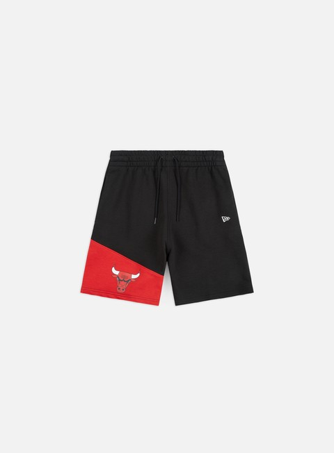 Shorts New Era NBA Colour Block Shorts Chicago Bulls