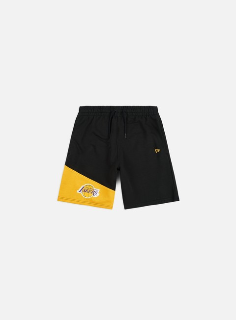 Shorts New Era NBA Colour Block Shorts LA lakers