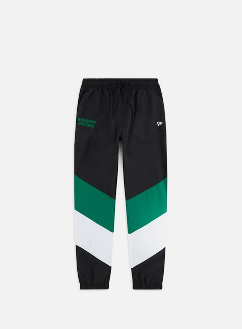 Outlet e Saldi Tute New Era NBA Colour Block Track Pant Boston Celtics