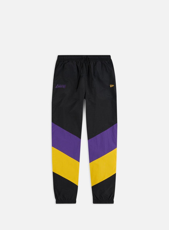 New Era NBA Colour Block Track Pant LA Lakers