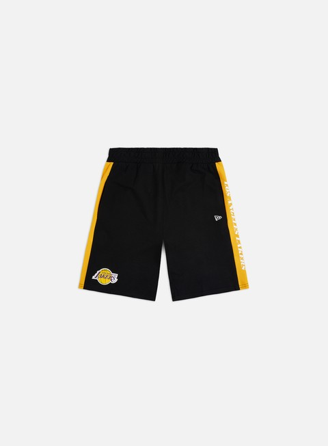 Pantaloncini New Era NBA Contrast Shorts LA Lakers