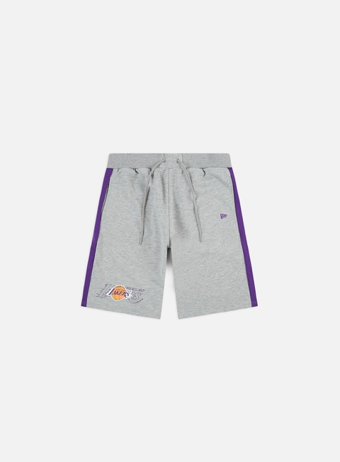 Outlet e Saldi Pantaloncini Corti New Era NBA Graphic Overlap Shorts LA Lakers