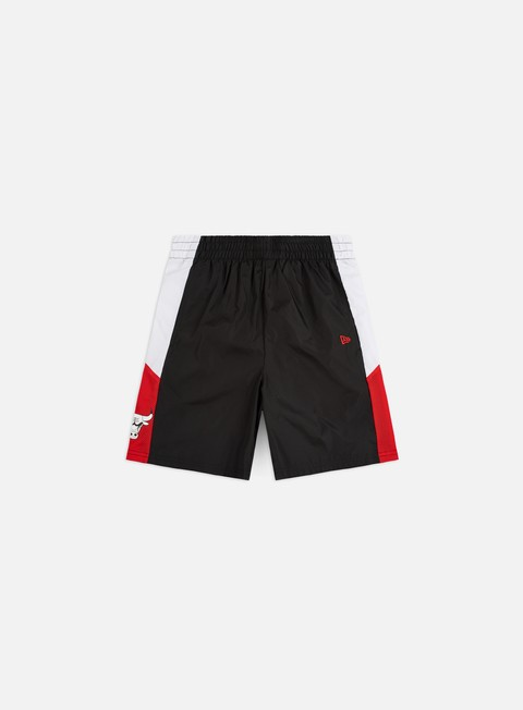 Shorts New Era NBA Print Side Panel Shorts Chicago Bulls