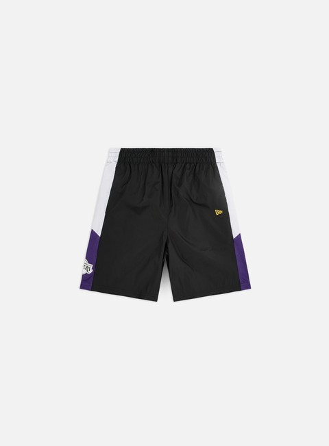 Pantaloncini New Era NBA Print Side Panel Shorts LA Lakers