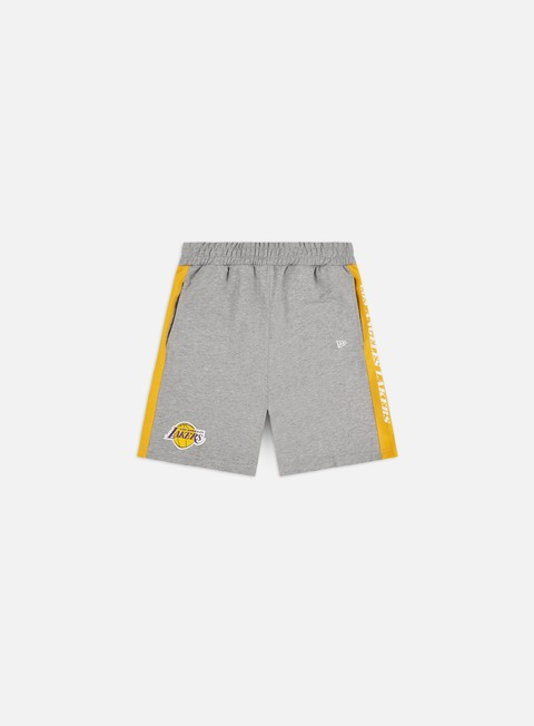 New Era NBA Side Panel Shorts LA Lakers