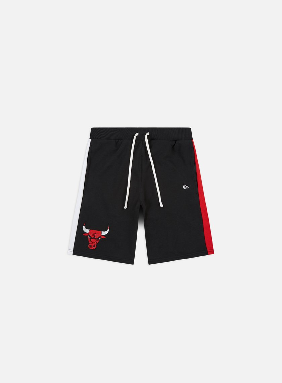 New Era NBA Side Stripe Shorts Chicago Bulls