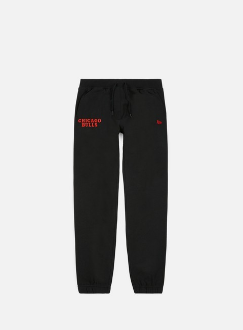 Tute New Era NBA Team Apparel Track Pant Chicago Bulls