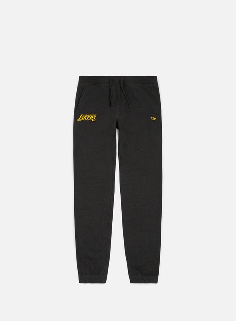 New Era NBA Team Apparel Track Pant Los Angeles Lakers