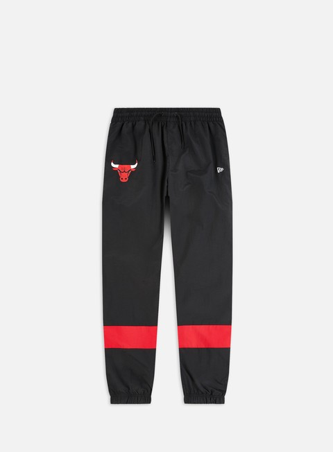 Outlet e Saldi Tute New Era NBA Track Pant Chicago Bulls