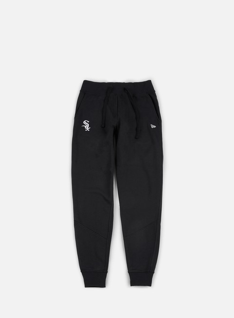pantaloni new era nos track pant chicago white sox black