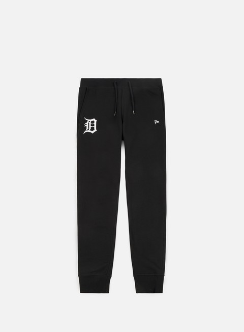 pantaloni new era post grad pack jogger detroit tigers black