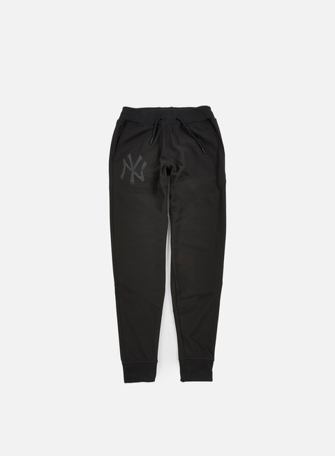 pantaloni new era remix diamond era jogger track pant ny yankees black