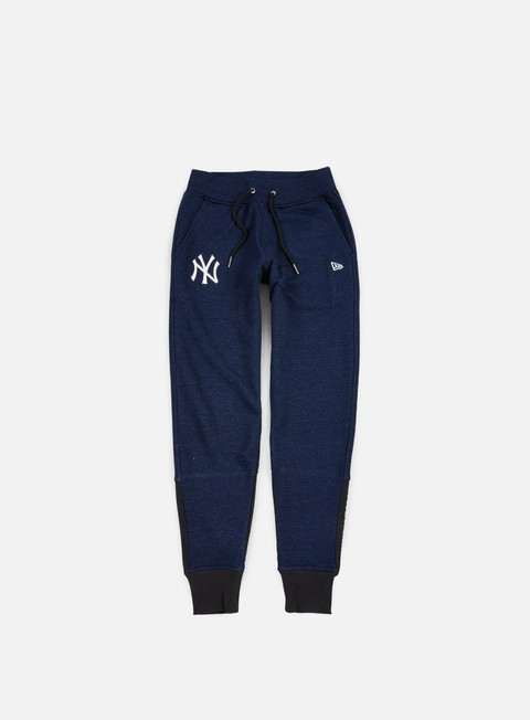 pantaloni new era remix ii track pant ny yankees navy